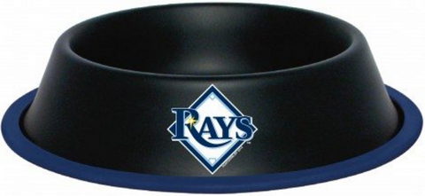 Tampa Bay RAYS  MLB 32 oz. Water Bowl - Daisey's Doggie Chic