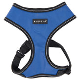 Trek Reflective Choke-Free Halter Harness with Smart Tag- 4 Color Choices  (Blue,Red,Orange or Black) - Daisey's Doggie Chic