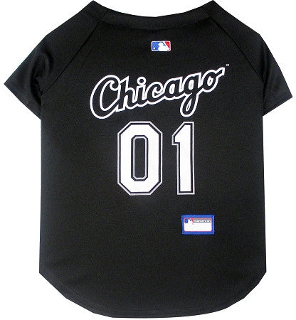 Chicago WHITE SOX  MLB Jersey - Daisey's Doggie Chic - 1