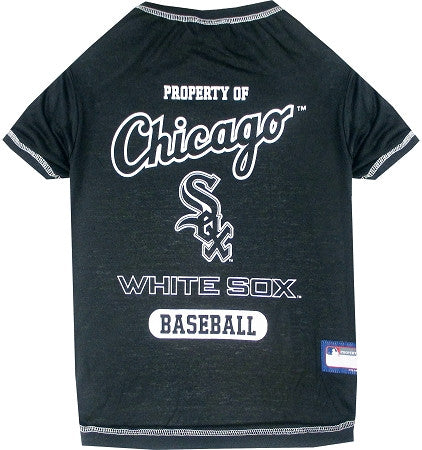 Chicago WHITE SOX  MLB Tee Shirt - Daisey's Doggie Chic