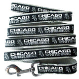 Chicago WHITE SOX  MLB Nylon Leash - Daisey's Doggie Chic