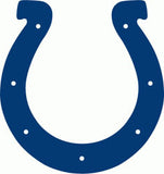 Indianapolis COLTS NFL dog Reflective Harness in Color Navy - Daisey's Doggie Chic - 4