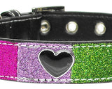 Pink Hearts Ice Cream Collar - Daisey's Doggie Chic