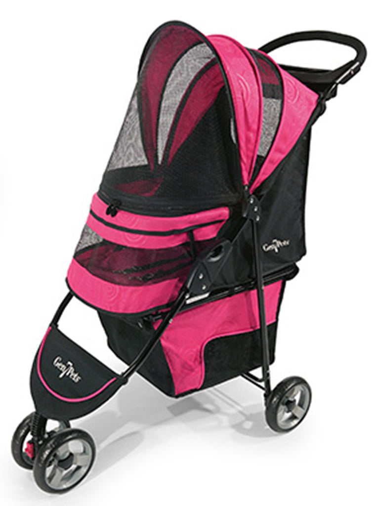 Regal Plus Pet Stroller  - available in 3 color patterns - Gen7Pet - Daisey's Doggie Chic
