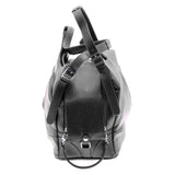 Sadie Mia Michele Luxury Pet Carrier Bag in Black Pebble - Also in Caramel or Mocha - Daisey's Doggie Chic