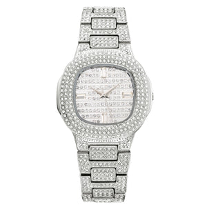 Women's 18k - LDH Diamond Watch w/ 1mm Crystals