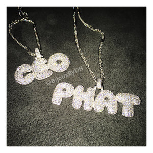 3D Name Necklace