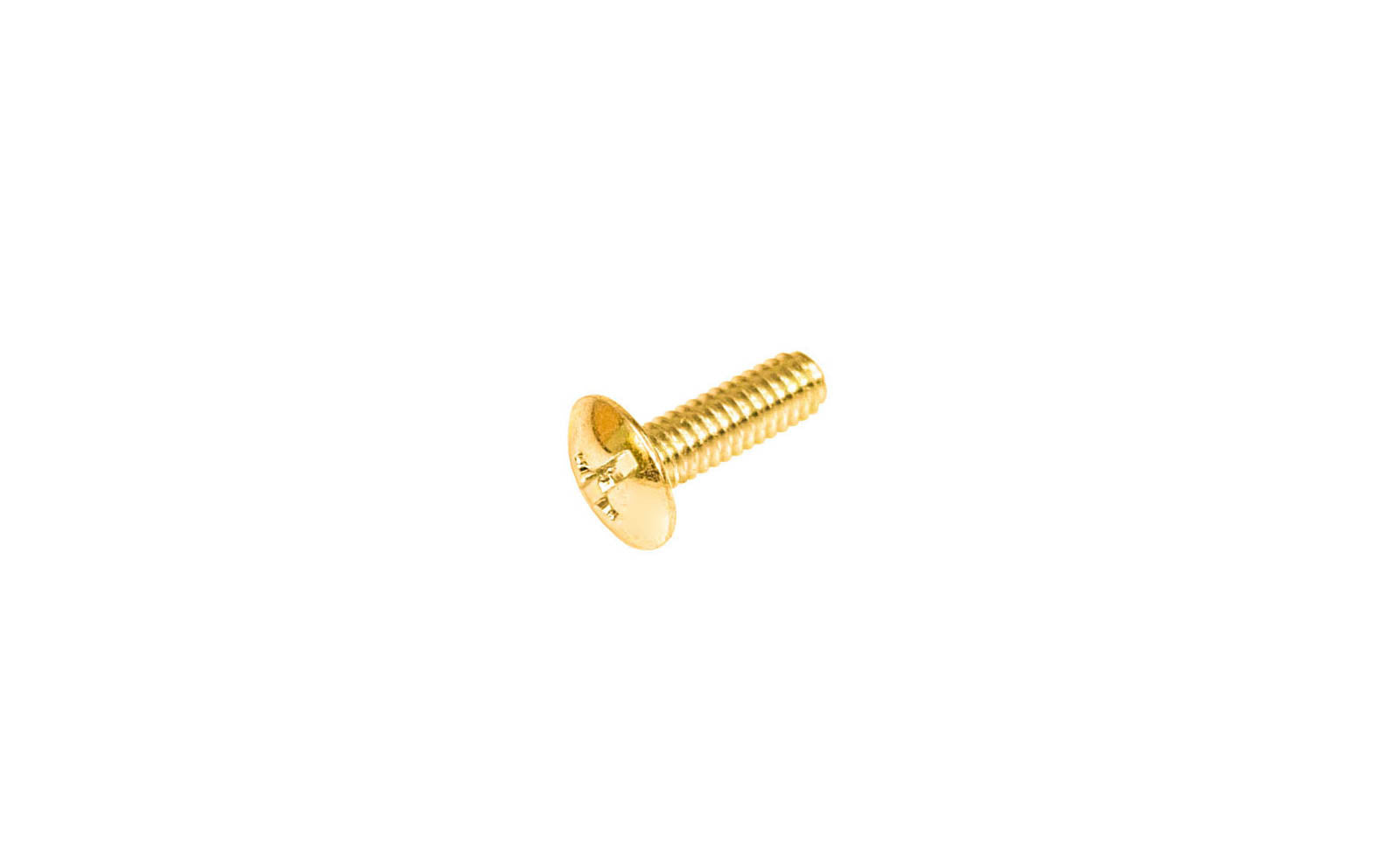 Brass Truss Head Screw for Glass Knob