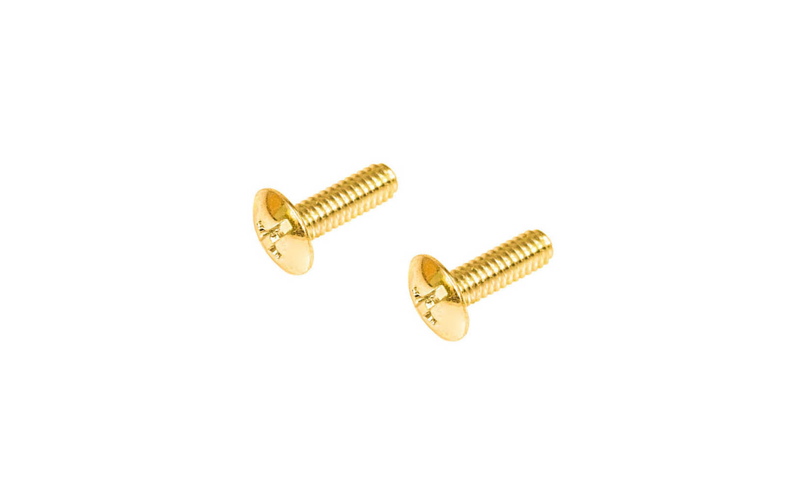 Brass Truss Head Screws for Glass Pull