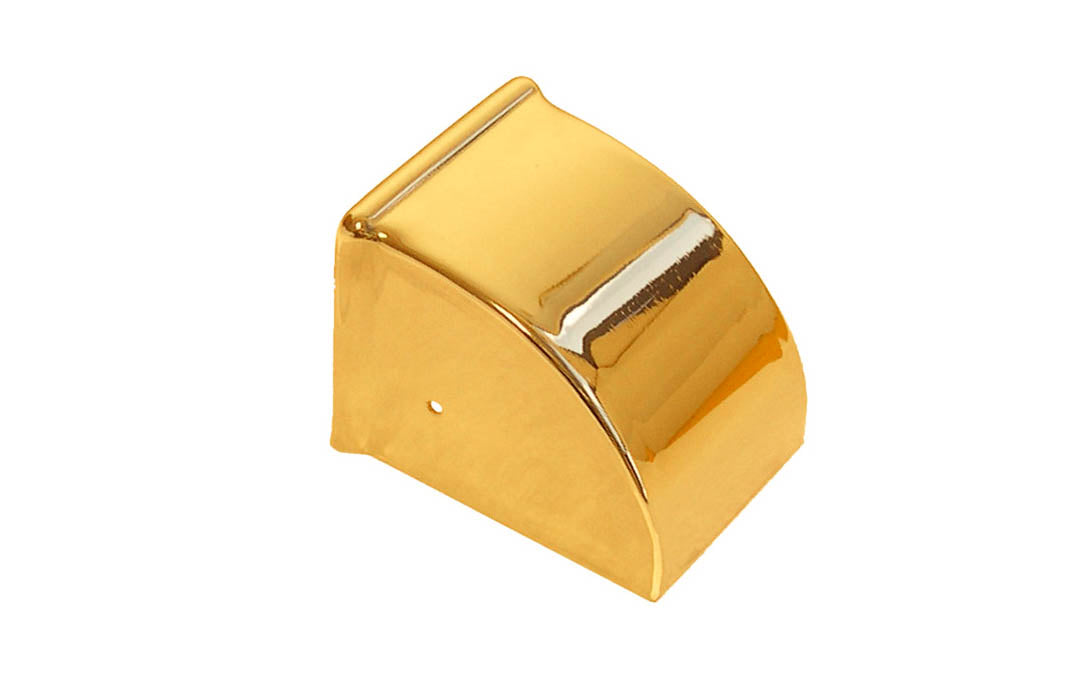 Brass Toe Cap for Furniture