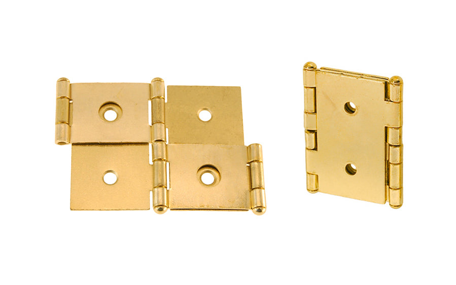Double Action Cabinet Hinges for 1-1/4