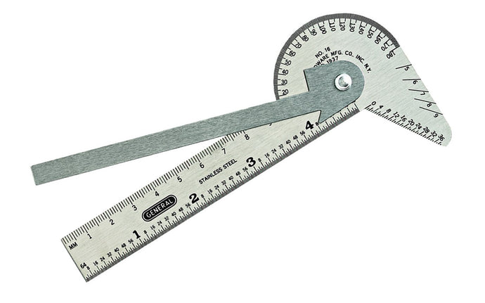 General Tools Multi-Use Rule & Gauge ~ Model No. 16me