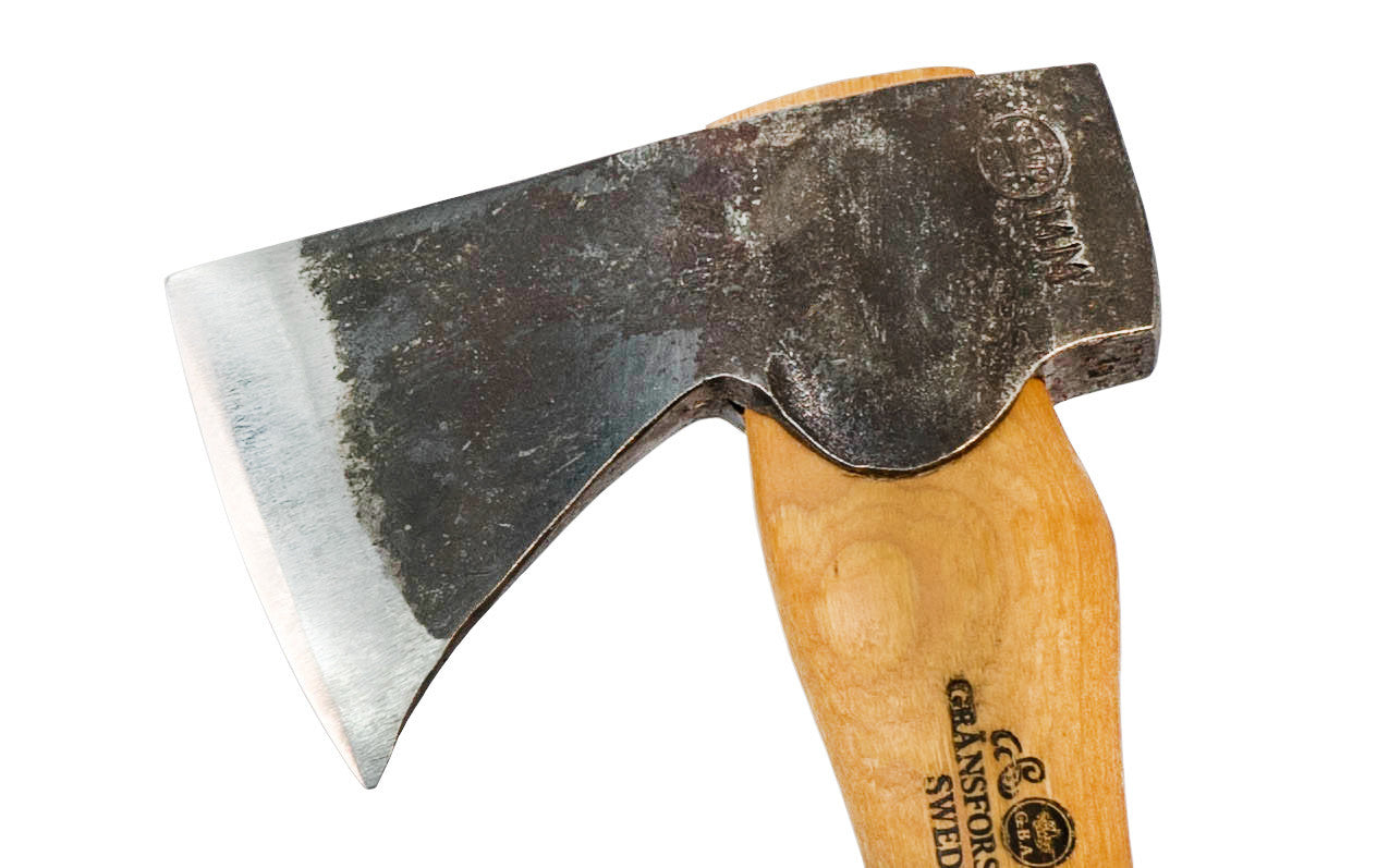 Gransfors Bruks Mini Hatchet No. 413 Head ~ Made in Sweden