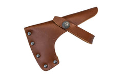 Leather Sheath for Gransfors Bruks Mini Hatchet No. 413 ~ Made in Sweden