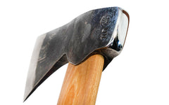 "Gransfors Bruk Hunter's Axe No. 418 - Special ""Flay Poll"" for Skinning Animals"