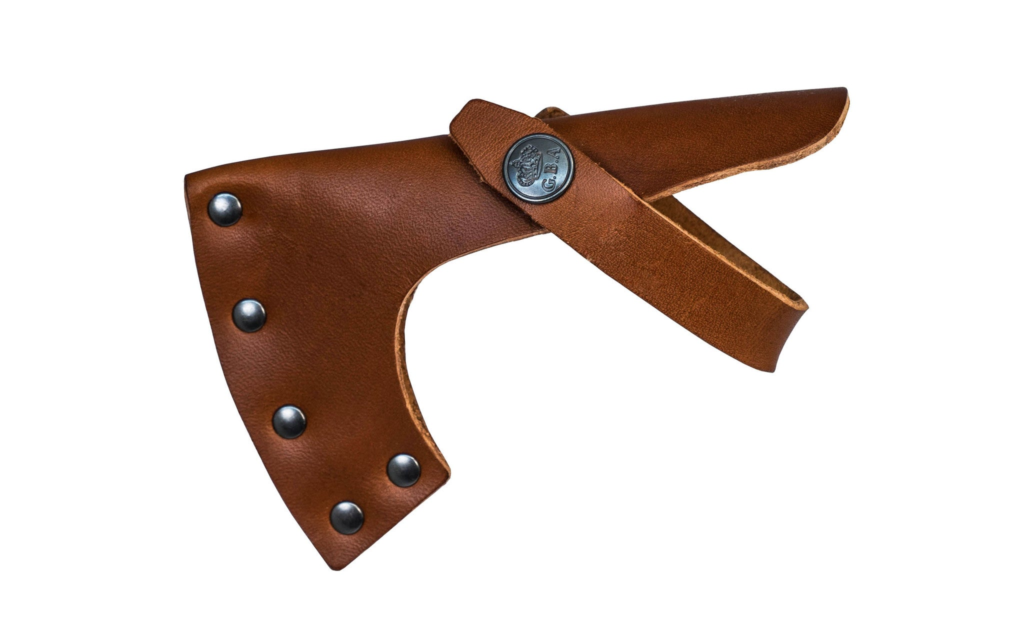 Leather Sheath for Gransfors Bruk Hunter's Axe No. 418