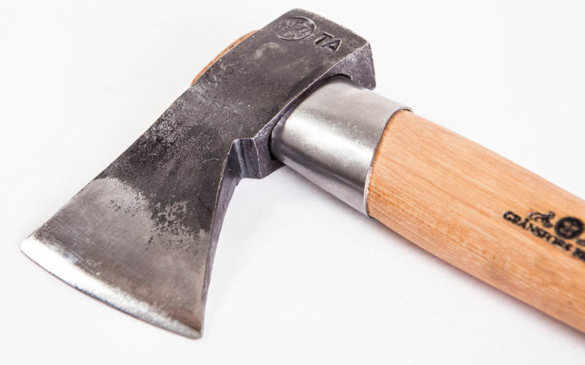 Gransfors Bruk Outdoor Axe with Collar Guard No. 425