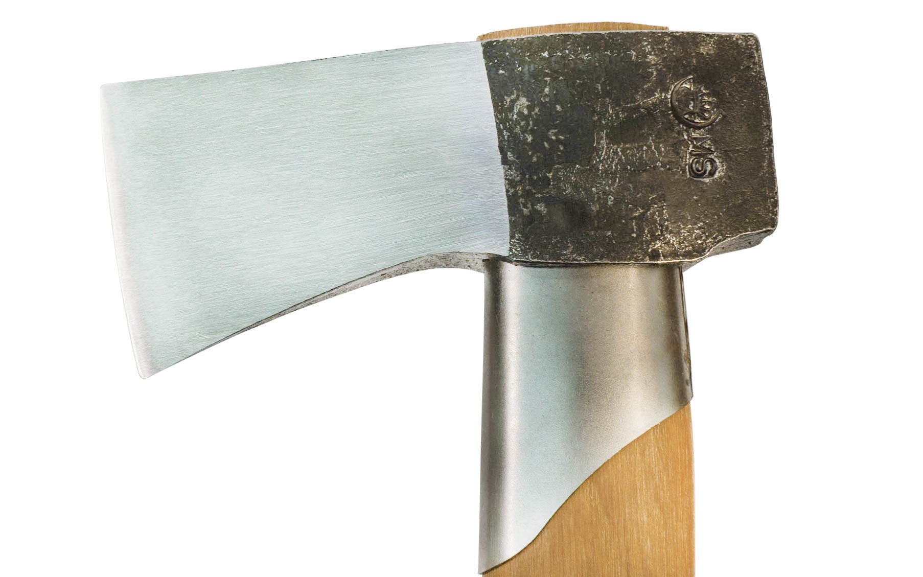 Gransfors Bruk Long & Large Splitting Axe with Collar Guard No. 445