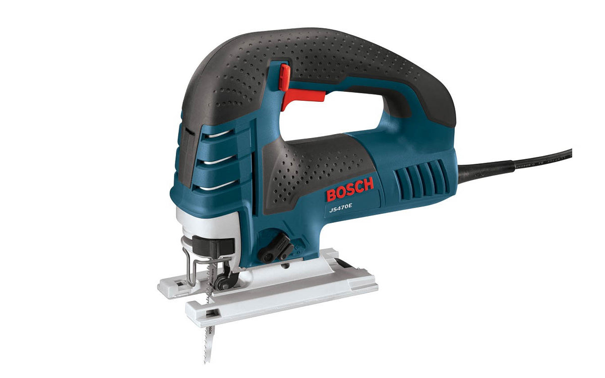 Bosch D-Handle Jigsaw, 7.0 A - Variable Speed ~ JS470E
