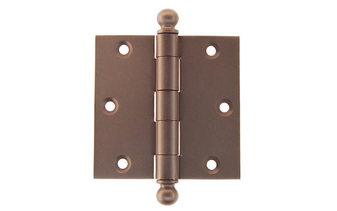 Classic Ball-Tip Door Hinges ~ 3-1/2