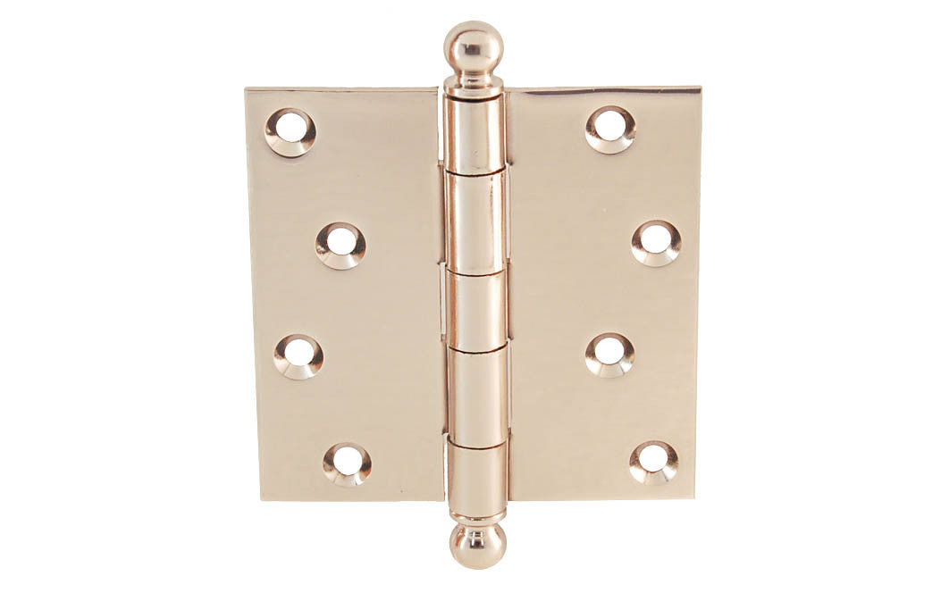 Classic Ball-Tip Door Hinges ~ 4