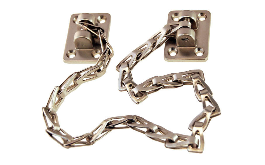 Solid Brass Transom Chain ~ 15