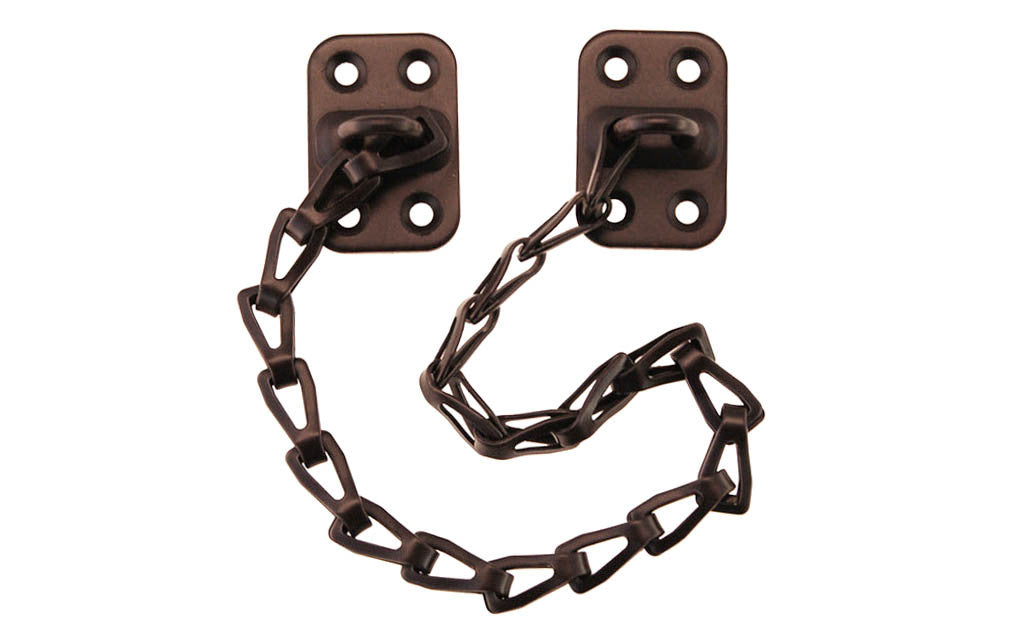 Transom Chain With Steel Base ~ 12