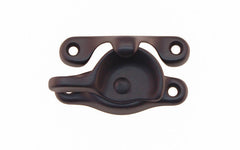 Traditional Solid Brass Sash Lock ~ Oil Rubbed Bronze Finish