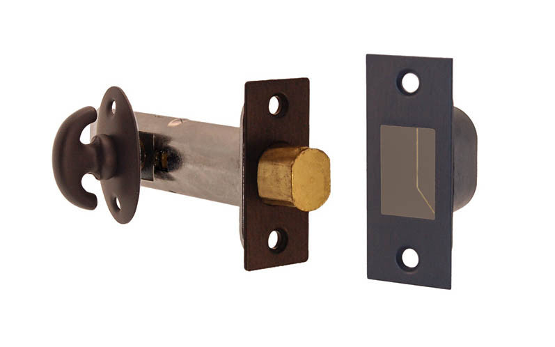 Thumb Turn Deadbolt for Doors ~ Oil Rubbed Bronze Finish