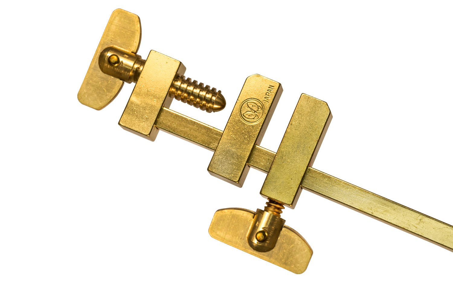 Small Solid Brass Bar Clamp ~ 12