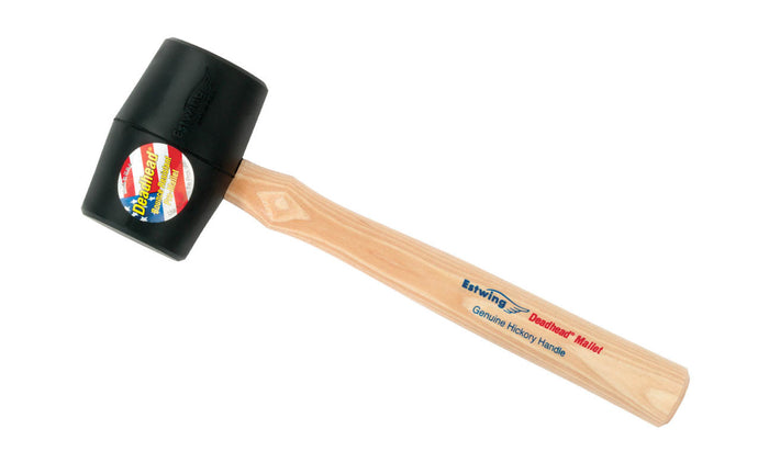 Estwing Black Rubber Mallet ~ Made in the USA