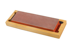 "DMT 8"" Diamond Sharpening Stone ~ Fine Grit"