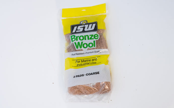 Bronze Wool Coarse ~ Made in USA