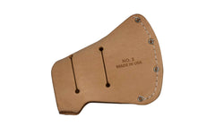 "Leather Sheath for the 2-3/4"" Cutting Edge Hatchet"