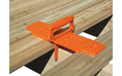 FastCap Jig-A-Deck - Deck Spacer & Fastener Alignment Tool