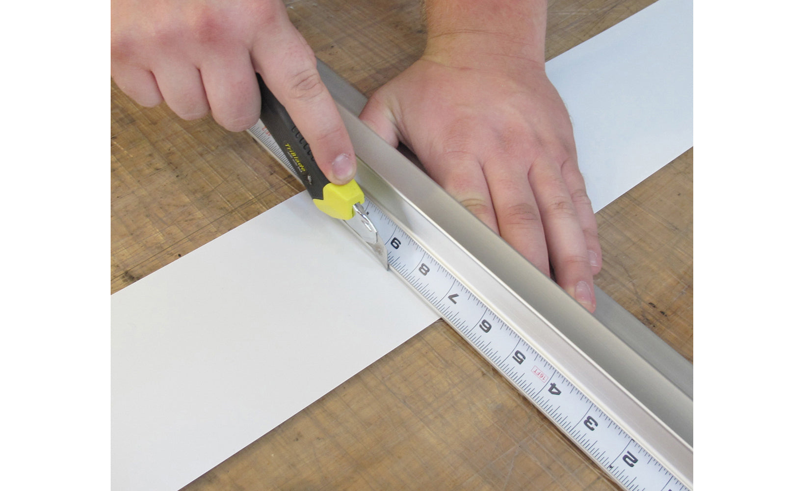 FastCap SafeCut Ruler - 12