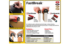 FastCap Dual Edge Sander - Regular ~ Model FASTBREAK
