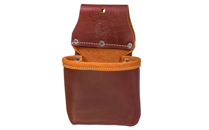 Occidental Leather Large Pouch ~ Model 5019 - Fits a 3