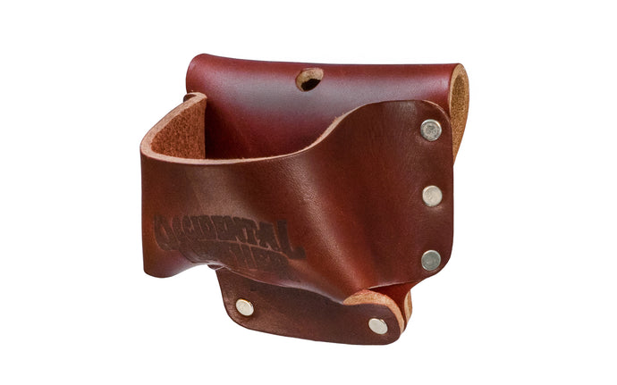 Occidental Leather High Mount Large Tape Holder Holster ~ 5037