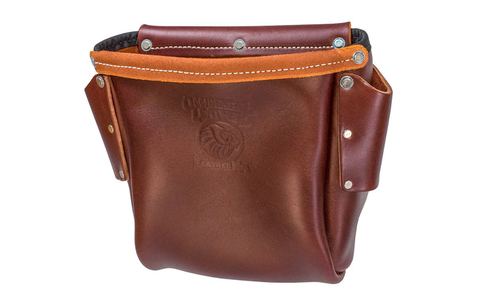 Occidental Leather Iron Worker's Bolt Bag ~ 9920 - Genuine leather - Made in USA - 759244288407 - Occidental Leather's