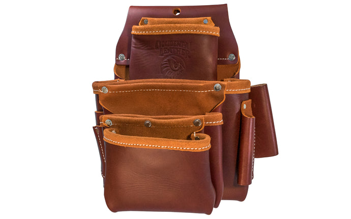 Occidental Leather 4-Pouch