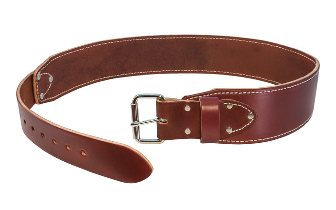 Occidental Leather Large HD Ranger Work Belt ~ Model 5035L - Made of genuine leather - Made in USA  - 759244084801 - LG Occidental Belt - Leather Work Belt - 3