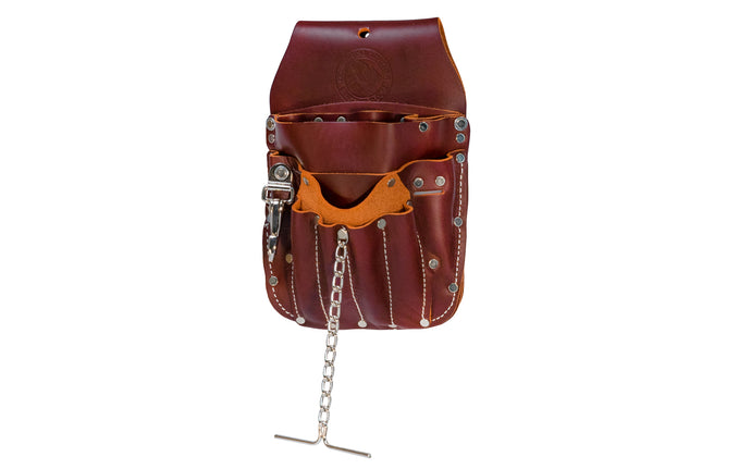 Occidental Leather Pouch Model 5049 - Fits up to 2