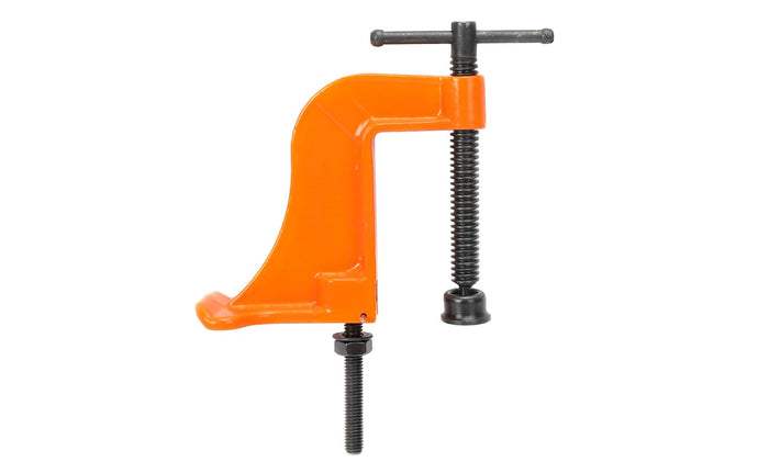 "Pony Hold Down Clamp ~ No. 1623 - Pony Tools / Jorgensen - Clamps & Holds on benchtops - 2000 lb. clamping force - offer the advantage of benchtop & machine-table ""surface"" clamping. They are designed to rotate a full 360° around the holding bolt & can be used on any wood or metal surface - 3"