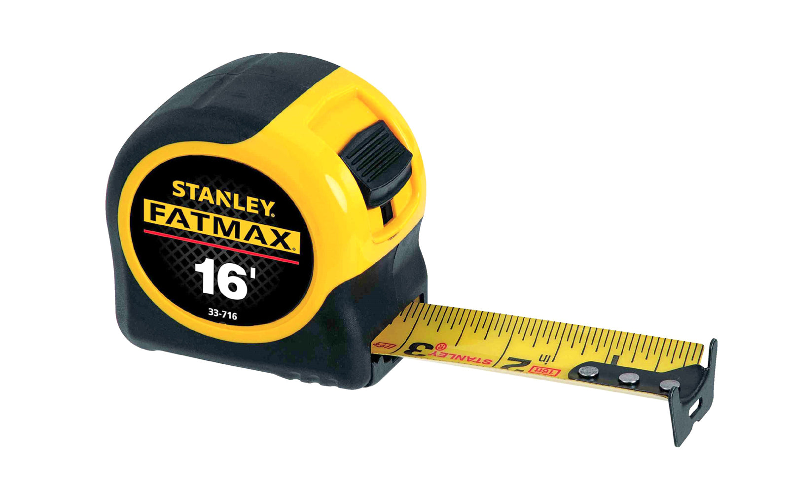 Stanley Fatmax 16' Tape Measure ~ 33-716 - Made in USA