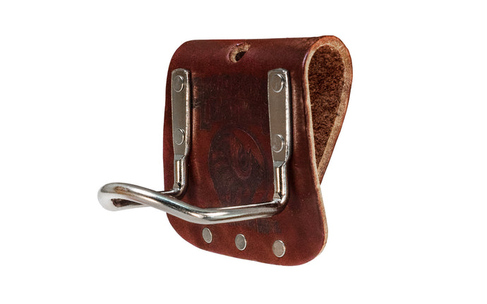 Occidental Leather High Mount Hammer Holder ~ 5059 - Made in USA ~ Made of Occidental Leather's highest quality Belting Leather - 3