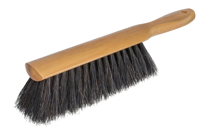 Bench Brush ~ Horsehair & Tampico Bristles - Magnolia Counter Duster Model No. 53
