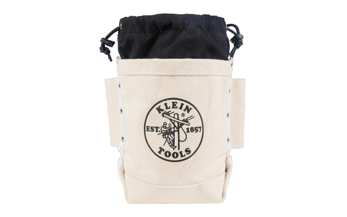Klein Tools - Made in USA ~ 5416TCP - Tough Canvas material - Klein Canvas Pouch - Klein Canvas Bag - Durable 3