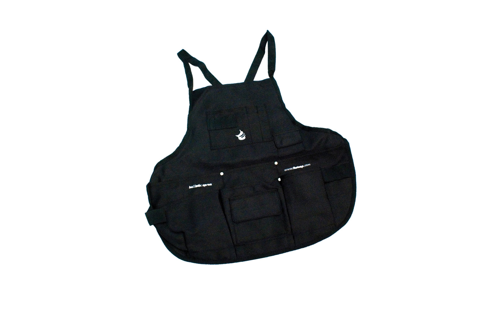 FastCap Ballistic Apron ~ Black - Model No. BALLISTIC SELF HEAL