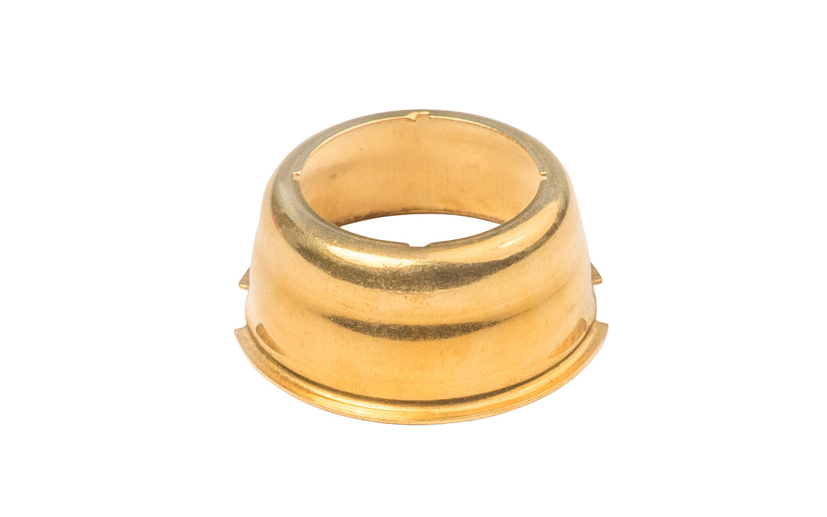 Aladdin Brass Kone Cap Mantle Adapter